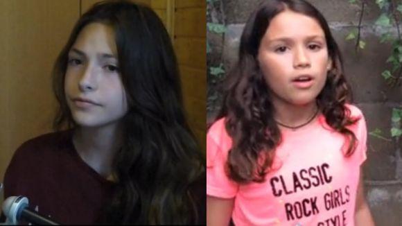 Carmen Pendones i Lucía de Obes són les primeres finalistes del Petits Talents