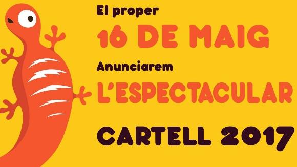 Presentació de la 6a edició del festival Petits Camaleons
