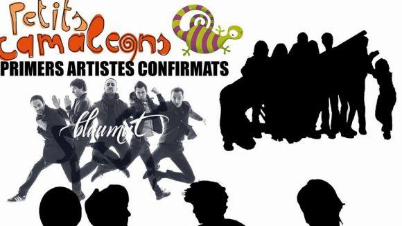 Blaumut, primer conjunt confirmat per al festival musical Petits Camaleons