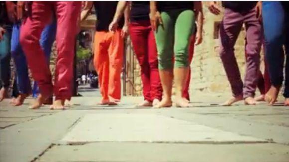 L'Esbart promociona a YouTube 'De peus a terra', que arriba per Festa Major