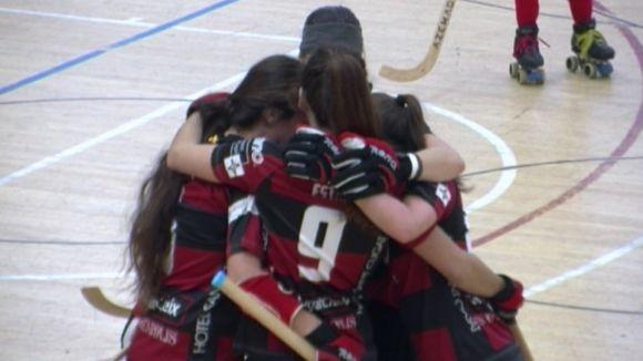 El PHC Sant Cugat estrena l'Ok Lliga amb derrota davant el Manlleu però deixa bones sensacions