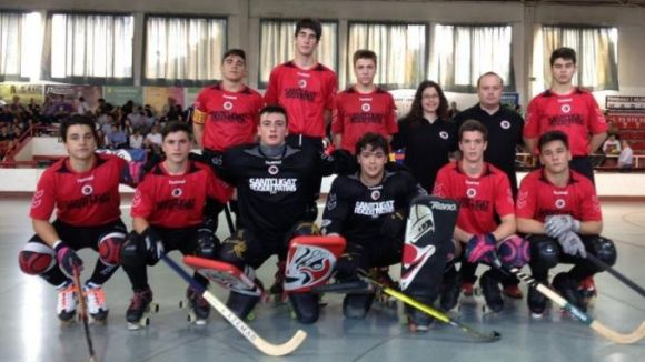 El Patí Hoquei Club Sant Cugat juvenil guanya al Noia i queda setè al Campionat de Catalunya