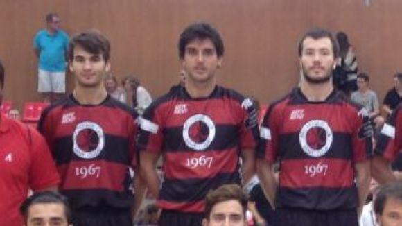Oriol Ortells deixa el primer equip del Patí Hoquei Club Sant Cugat