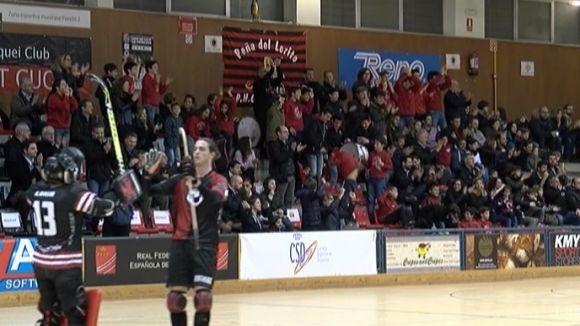 La Copa de la Princesa d'hoquei patins disputada a Sant Cugat, en imatges