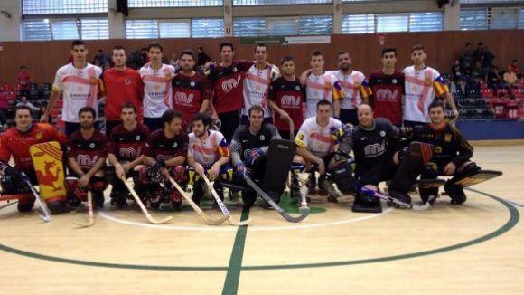 Les seleccions catalanes d'hoquei patins masculina i femenina disputaran la Copa Monestir