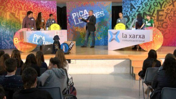 Els instituts Lluís Companys de Ripollet i l'Estatut de Rubí s'enfronten al 'Pica Lletres'