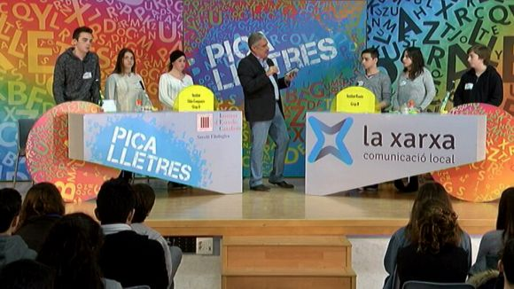 El Pica Lletres d'aquesta setmana enfronta l'institut Lluís Companys de Ripollet i el Banús de Cerdanyola
