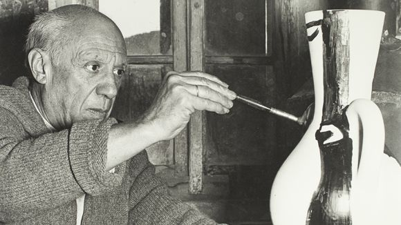 Picasso va treballar la pintura, el gravat, el tapís i l'escultura / Foto: Museu Picasso