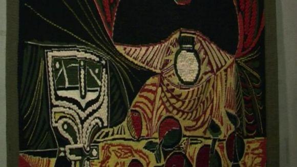 El Museu del Tapís Contemporani posa les seves joies al descobert