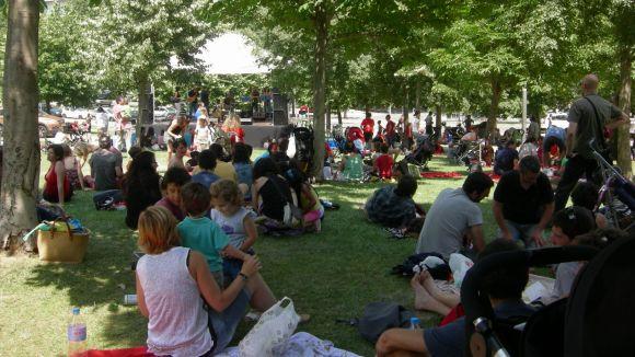 L'Estovallada Picnic suma 300 assistents en la segona edició