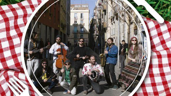 Pícnic musical amb aires dels Balcans