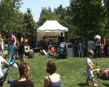 Música, artesania i bon temps es donen cita als jardins del Monestir en el 2n Pícnic Musical