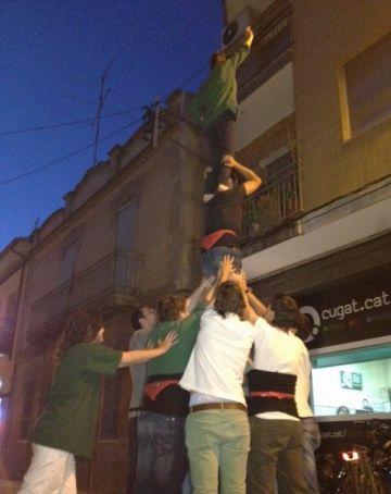 Els Gausacs escalfen la Quinzena Verda amb un pilar davant Cugat.cat
