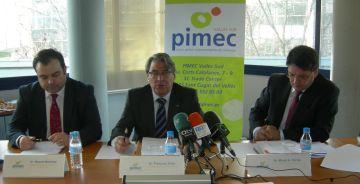 Pimec reclama una reforma del sistema financer per facilitar el crèdit a les empreses
