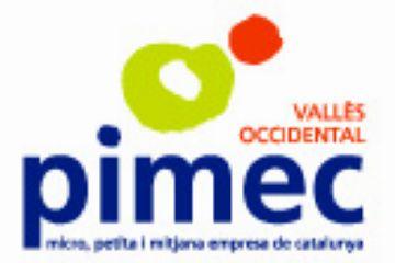 Logotip de l'entitat a la comarca