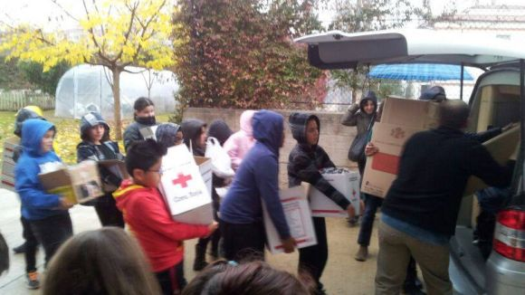 Aliments i joguines, principals peticions de les campanyes solidàries de Nadal