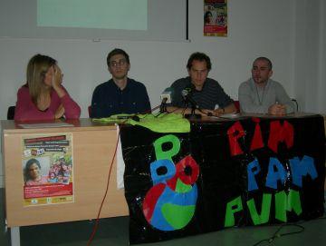 Música, màgia i espectacle seran els protagonistes del sopar solidari de Pim Pam Pum