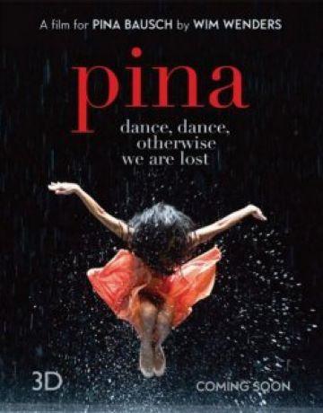 Cartell del film 'Pina'
