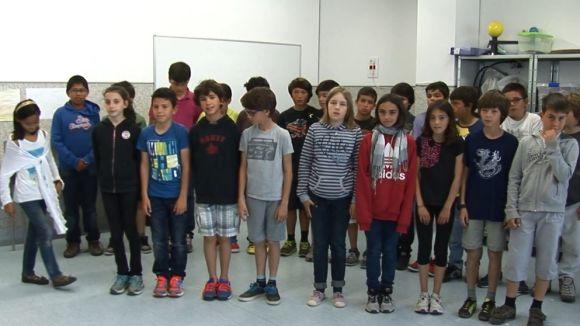 L'Escola Ciutat d'Alba, guardonada amb un premi Illuminating Curiosity