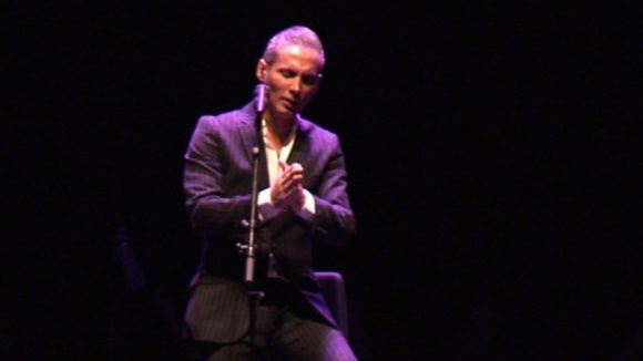Pitingo ofereix un concert íntim i didàctic a Sant Cugat
