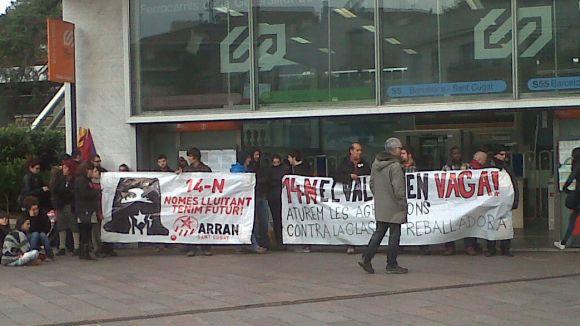 La vuitena vaga general: la visió dels partits polítics, a Cugat.cat