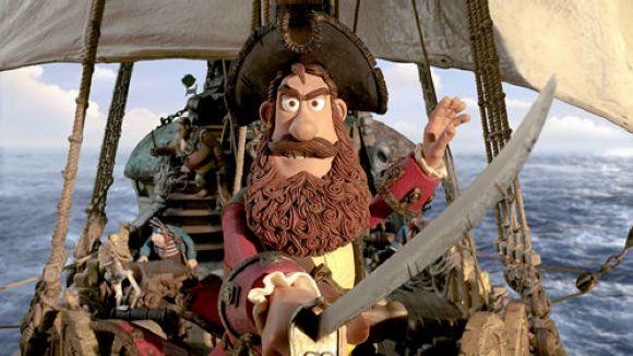 'Pirates!' s'estrena aquest divendres amb el doblatge de Gerard Piqué