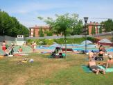 Les piscines de Parc Central i la Floresta obren les portes per a la temporada d'estiu