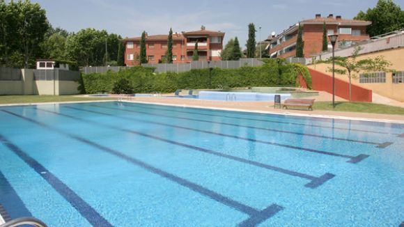 La piscina del Parc Central serà coberta a partir del curs 2016-2017 i obrirà tot l'any