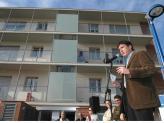 El primer trimestre del 2005 s'inauguraran 76 pisos més al costat del monestir i a l'estació dels FGC