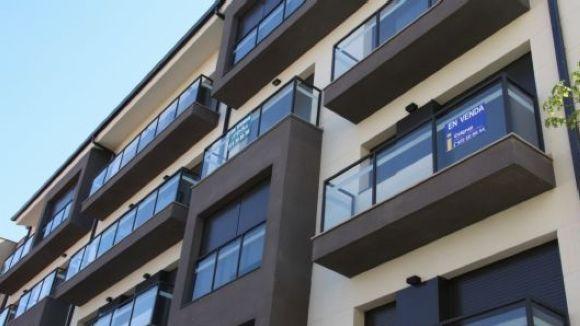 La moció vol protegir el dret a l'habitatge / Foto: ACN