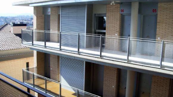 CiU reclamarà ajuts estatals per a l'habitatge públic de lloguer