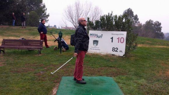 Sant Cugat acull avui un torneig de Pitch&Putt per donar suport a La Marató de TV3