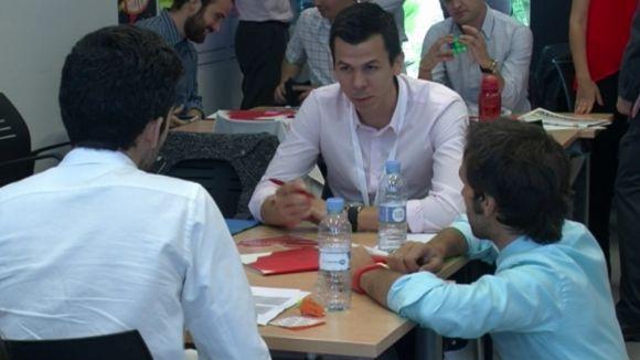Joves professionals potencien el seu talent a les jornades 'Pitch Bootcamp'