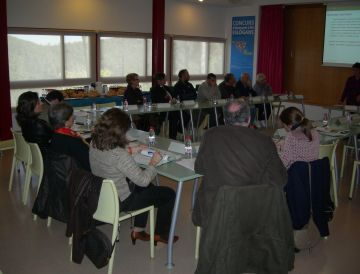 Reunió del comitè de seguiment del pla