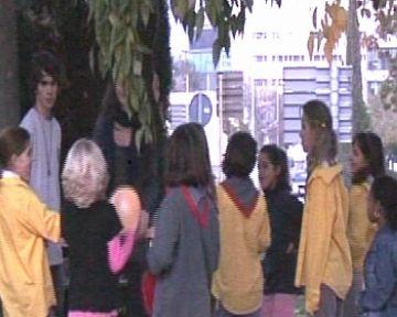 El Pla Educatiu d'Entorn i el barri de Sant Francesc sumen esforços per millorar la formació