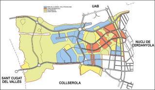 L'Ajuntament de sant Cugat veu amb preocupació el projecte per l'impacte que pot suposar sobre la mobilitat a la carretera de Roquetes