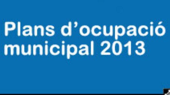 238 admesos en el segon Pla d'Ocupació Municipal