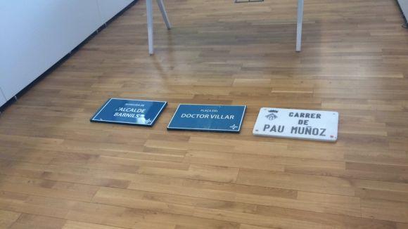 La pista de les Planes, Educació Viva i els carrers amb nom d'alcaldes franquistes, a l'audiència ciutadana