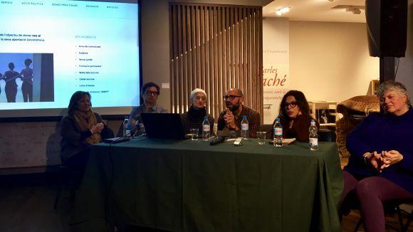 La Plataforma d'Artistes (PAAC) presenta a Sant Cugat el seu projecte per aglutinar els artistes del país