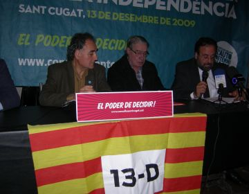 Reneix l'esperit independentista un any després del 13-D