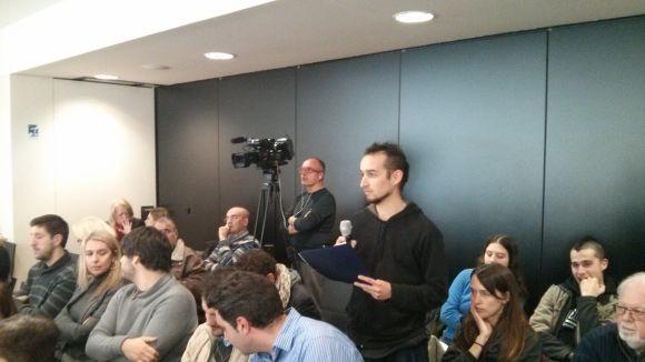 Escolta l'audiència pública del ple municipal de gener