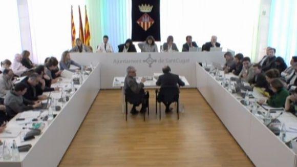 Una comissió informativa analitzarà la modificació del PGM a Valldoreix i a altres punts de Sant Cugat