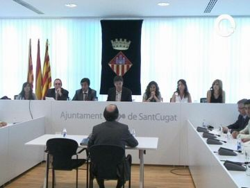 Sant Cugat adverteix que la sentència del TC qüestiona l'encaix de Catalunya a Espanya