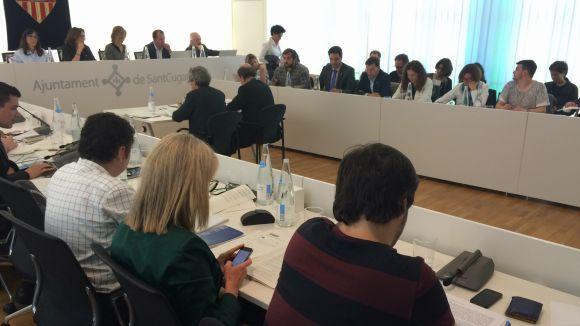 La comissió del Reglament Orgànic Municipal estudia avançar l'hora dels plens a partir de gener