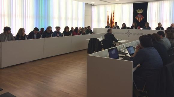 Els tràmits per modificar el Reglament Orgànic Municipal comencen a caminar