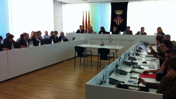 L'oposició, dividida sobre el procés de nomenament del nou regidor de CiU