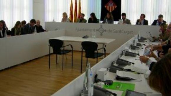 Cugat.cat ofereix una cobertura especial del #pleciutat de dilluns