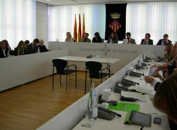 El govern recorda que el ROM ja recull més participació per dir 'no' a una comissió sobre inversions