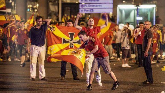 Cal Temerari acull la presentació del llibre 'Plus ultra' de Jordi Borràs