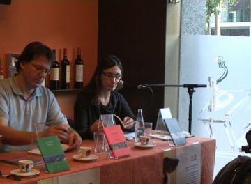 Susanna Rafart i Manuel Forcano trenquen amb l'estereotip de la dificultat de la poesia